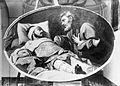 St Ignatius Loyola wearing leg splints, by De Favray. Wellcome L0010972.jpg