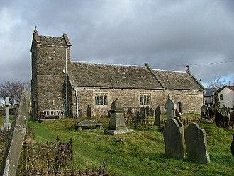Aberbeeg - St Illtyd's church