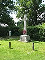 St Mary's church - war memorial - geograph.org.uk - 1353214.jpg