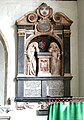 St Mary, Smeeth, Kent - Wall monument - geograph.org.uk - 325380.jpg