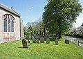 St Michael and All Angels, Bunwell, Norfolk - Churchyard - geograph.org.uk - 1277975.jpg