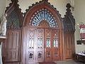 St Patrick Church NOLA Oct2012 Inner Doors.JPG