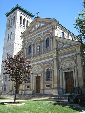 St. Paul's Basilica - Image: St Pauls, Toronto