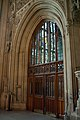 St Stephen's Porch door, Palace of Westminster.jpg