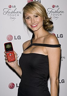 Description de l'image  Stacy Keibler 2010.jpg.