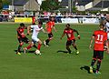 Stade rennais vs USM Alger, July 16th 2016 - Gourcuff Bellahcene Sylla.jpg