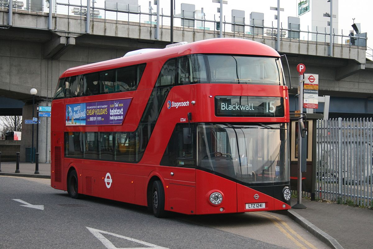 london buses route 15 - wikipedia