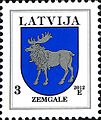 Stamps of Latvia, 2012-08.jpg