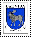 Stamps of Latvia, 2013-07.jpg