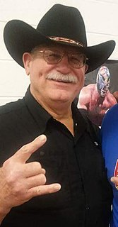 Stan Hansen American professional wrestler