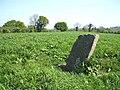 Standing stone at Gorteen - geograph.org.uk - 423301.jpg