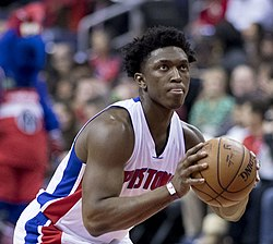 Stanley Johnson (basketball) - Wikipedia