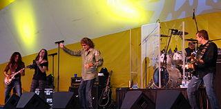 Starship (band) American rock band