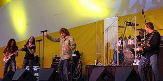 Starship (band) - Starship featuring Mickey Thomas - 2010