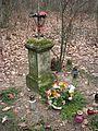 Stary cmentarz Wiązownica Mała 2013 06.JPG