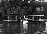 StateLibQld 1 199803 Savoia Marchetti seaplane on the Brisbane River near the Naval Stores, 6 August 1925.jpg
