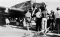 StateLibQld 1 86788 Stinson aircraft at Bowen airfield, ca. 1935.png