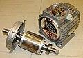 Stator and rotor by Zureks.JPG