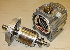 Stator and rotor by Zureks.JPG