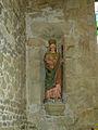 Statue Chevet Gauche Chapelle de Gornévec.jpg