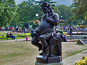 Statue of Falstaff - geograph.org.uk - 1058499