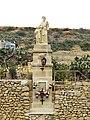 Statue of St Joseph Victoria, Gozo.jpg