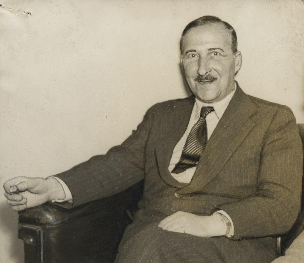 Stefan Zweig Wicipedia