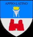 Stemma Appio Latino (vect.).png