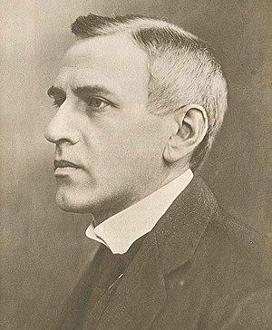 Wilhelm Stenhammar - Wilhelm Stenhammar circa 1916.