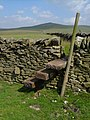 Step stile on High Langber - geograph.org.uk - 194228.jpg