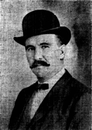 Stephen A. Douglas Puter - Stephen A. Douglas Puter from the March 27, 1906 edition of the Morning Oregonian