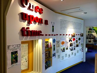 Stephen Perse Foundation - Image: Stephen Perse Foundation Junior School library entrance