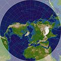 Stereographic Projection Polar.jpg