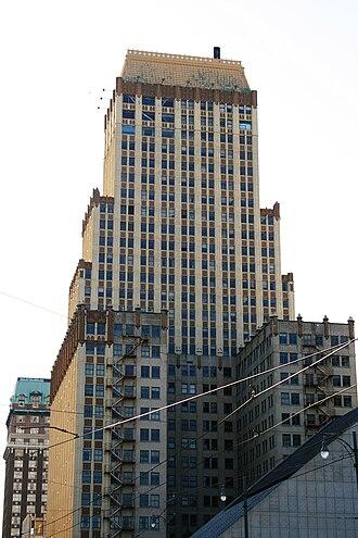 Sterick Building - Image: Sterickbuilding
