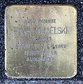 Stolperstein Frankfurter Tor 7 (Frhai) Erna Israelski.jpg