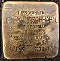 Stolperstein Göppingen, Jenny Hirschhahn.jpg