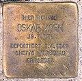Stolperstein Pariser Str 24 (Wilmd) Oskar Korn.jpg