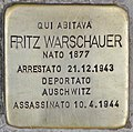 Stolperstein für Fritz Warschauer (Rom).jpg