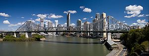 Story Bridge Panorama