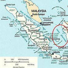 Selat Karimata - Wikipedia bahasa Indonesia, ensiklopedia