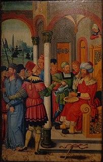 Wilhelm Stetter German Renaissance painter