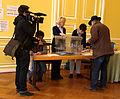 Strasbourg hôtel de ville référendum Collectivité Territoriale d'Alsace 7 avril 2013.jpg