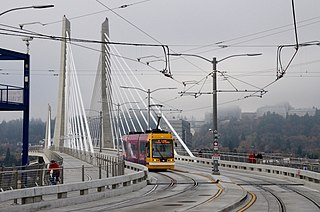 Portland Streetcar line