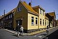Streets of Rønne (Tværstræde). Bornholm, Denmark, Northern Europe.jpg