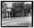 Streetscape view south to north - 505 South Jackson Street (House), 505 South Jackson Street, Albany, Dougherty County, GA HABS GA-1175-E-1.tif