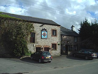 Great Strickland village in the United Kingdom