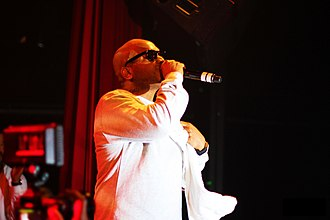 Styles P - Styles P performing at the Sound Academy in Toronto 2014.