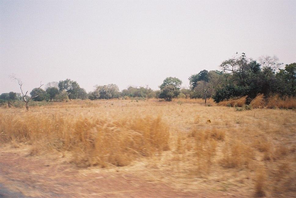 Судански пејзаж