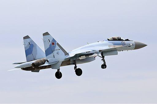 Sukhoi Su-35S Medvedev-1