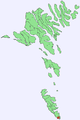 Sumba on Faroe map.png